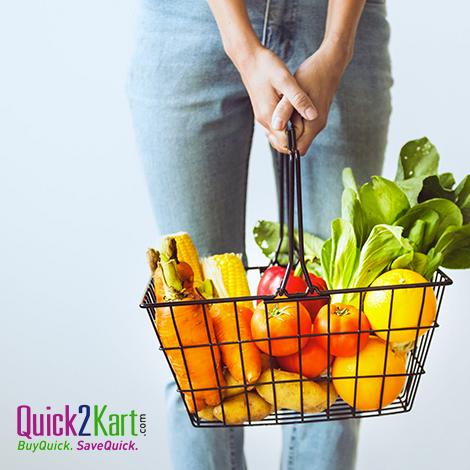Quick2kart - Online Grocery Store