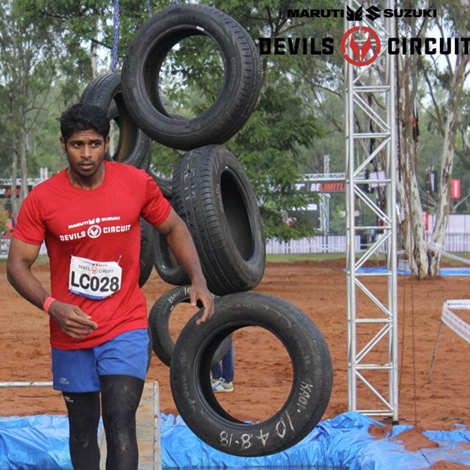 Obstacle Running Series