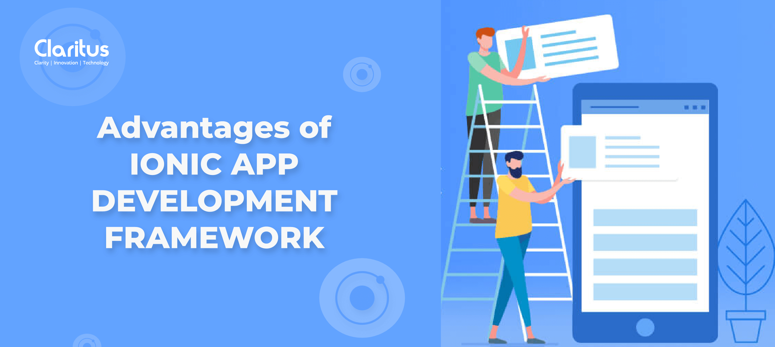 Advantages Of Ionic App Development Framework
