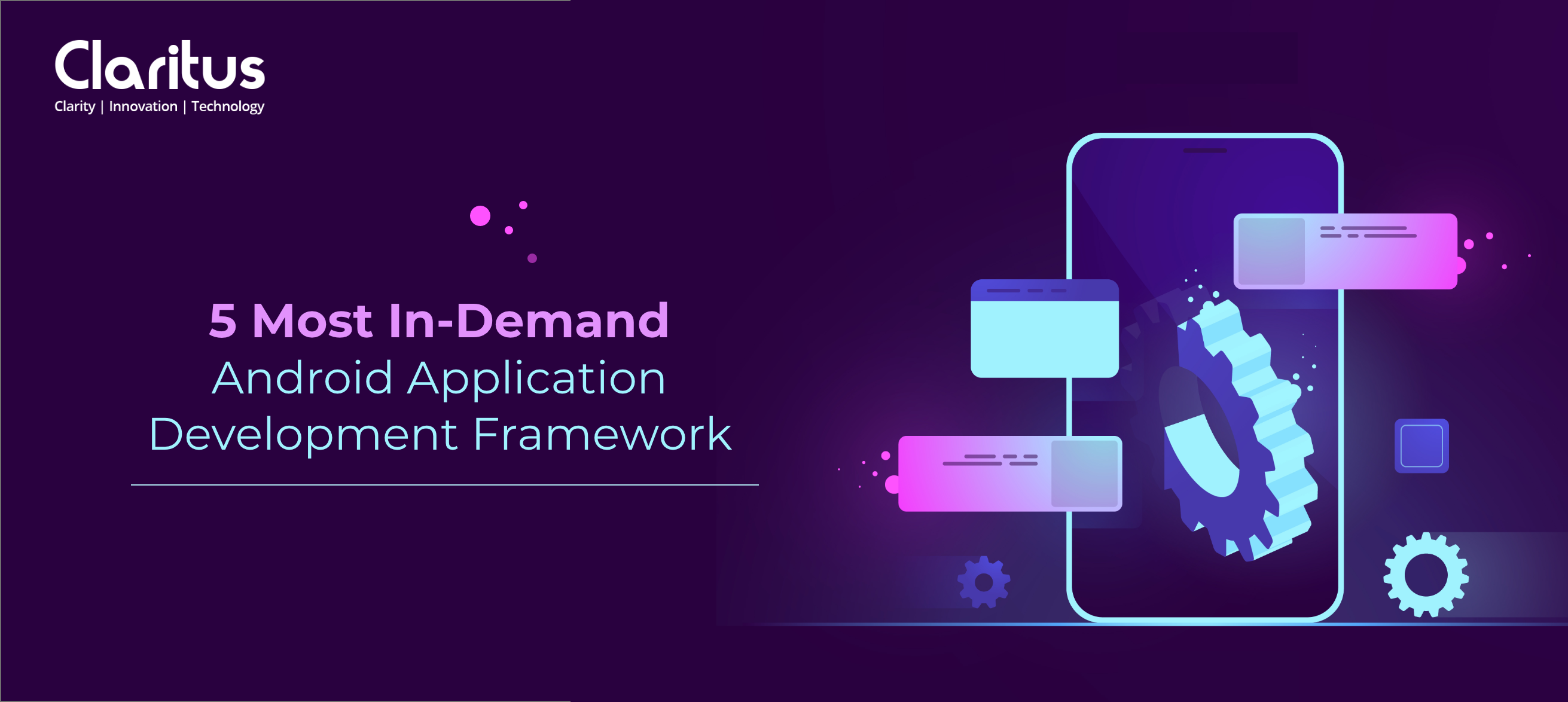 5 Most In-Demand Application Development Framework