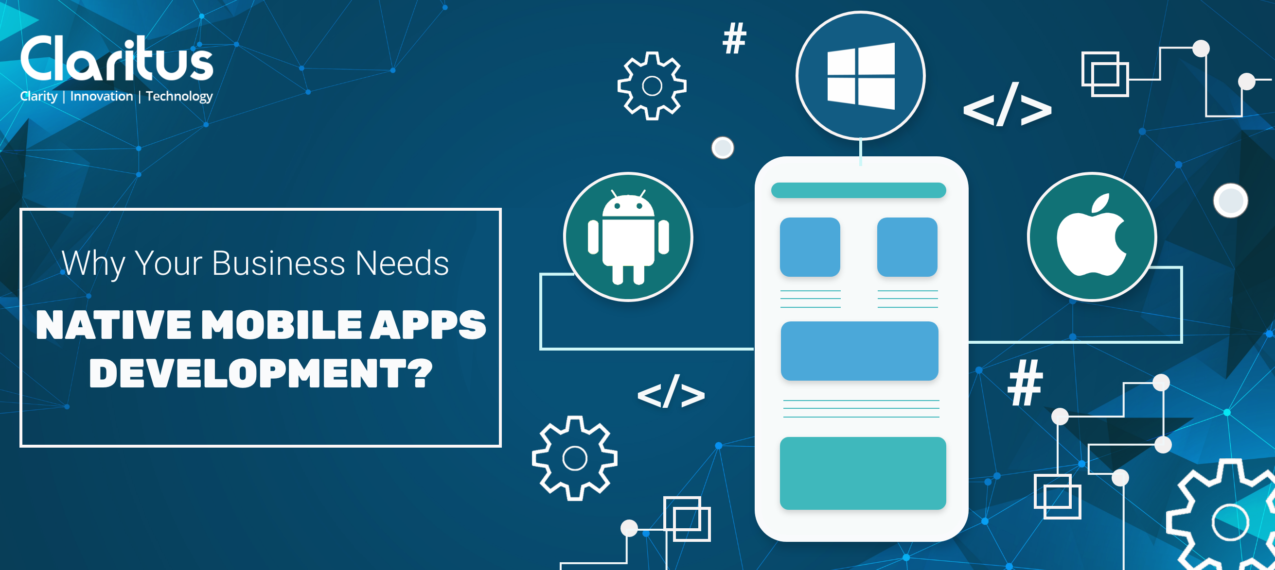 Why Your Business Needs Native Mobile Apps Development?